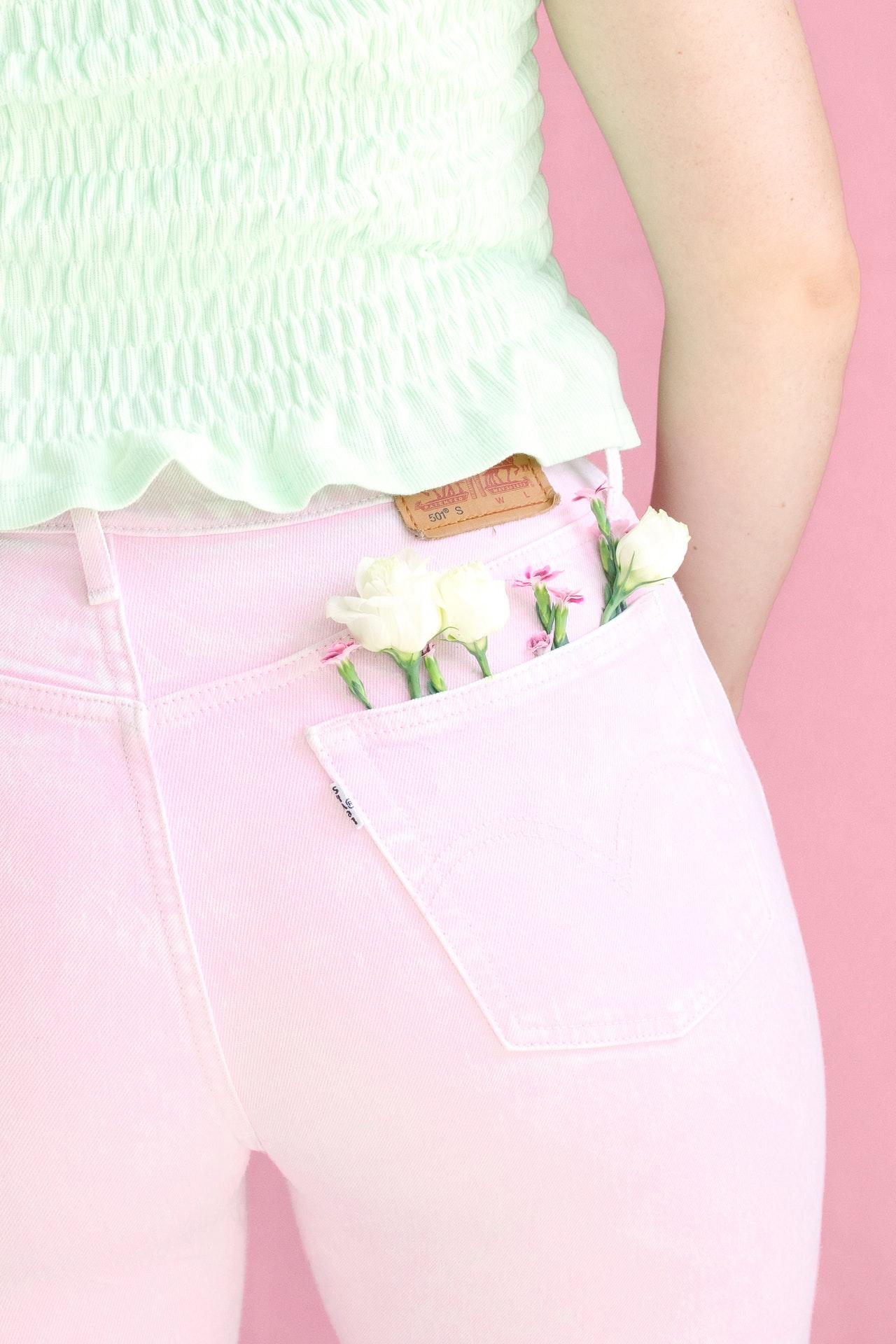图说|粉色盈盈